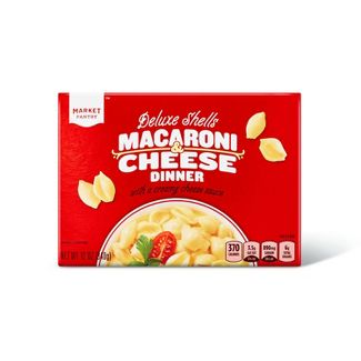 Deluxe Shells Macaroni & Cheese Dinner 12 oz - Market Pantry™