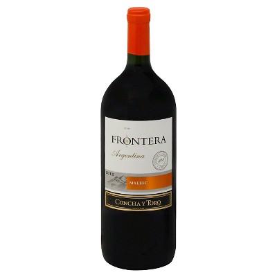 Concha Y Toro Frontera Malbec Red Wine - 1.5L Bottle