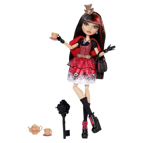 Ever After High Hat-Tastic Cerise Hood Doll - image 1 of 7