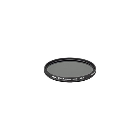 Hoya Evo Antistatic CPL Circular Polarizer Filter - 77mm - Dust / Stain / Water Repellent, Low-Profile Filter Frame - image 1 of 2