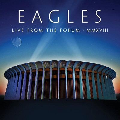 Eagles - Live From The Forum MMXVIII (3 CD + Blu-ray)