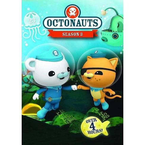 Octonauts: Season 3 (DVD) - image 1 of 1
