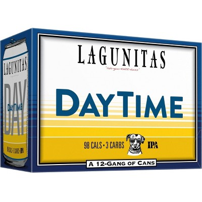 Lagunitas DayTime IPA Beer - 12pk/12 fl oz Cans