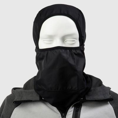 Isotoner Men's Face Mask - Black
