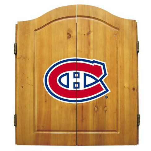 NHL Montreal Canadiens Dart Cabinet - image 1 of 1
