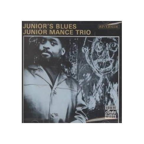 Junior Mance - Juniors Blues (CD) - image 1 of 1