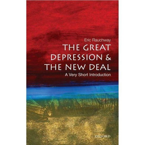 The Great Depression and the New Deal: A Very Short Introduction - (Very Short Introductions) - image 1 of 1
