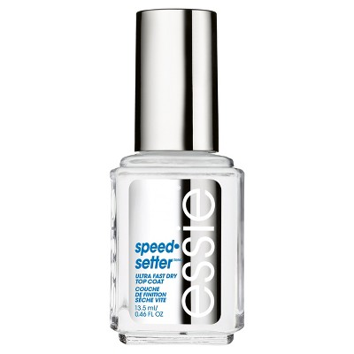 Nail Polish: essie Speed-Setter