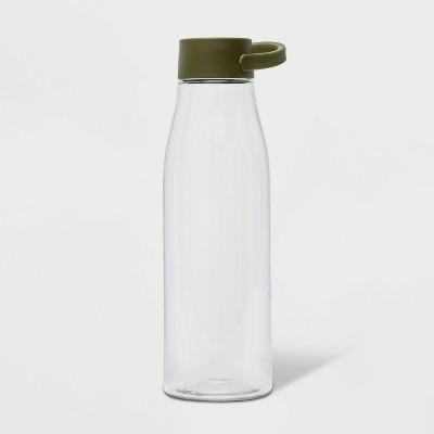 20oz Tritan Hydration Bottle Dark Green - Room Essentials™
