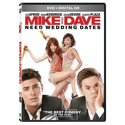 Mike & Dave Need Wedding Dates (DVD + Digital) - image 1 of 1