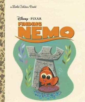 Finding Nemo (Hardcover)(Victoria Saxon)