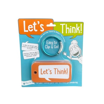 Open The Joy - Let's Think Grab-n-Go Riddles!
