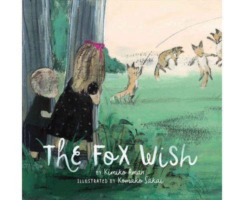 Fox Wish (School And Library) (Kimiko Aman) - image 1 of 1