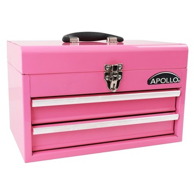 Apollo Tools DT5010 2 Drawer Steel Chest