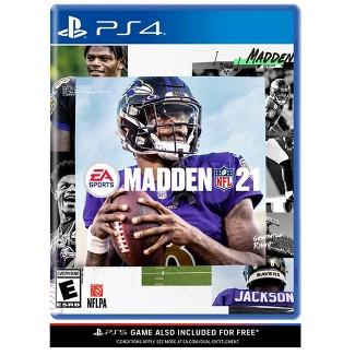 Madden NFL 21 - PlayStation 4/5 : Target