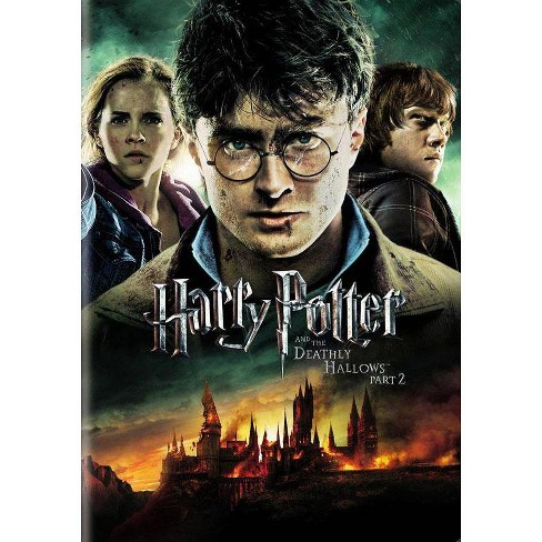 Harry Potter and the Deathly Hallows, Part II (2-Disc Special Edition) (DVD) - image 1 of 2