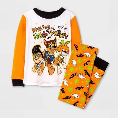 Toddler Boys' PAW Patrol Halloween Pajama Set - Orange