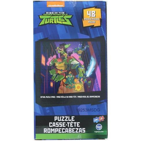 TCG Toys Teenage Mutant Ninja Turtles 48 Piece Jigsaw Puzzle - image 1 of 3