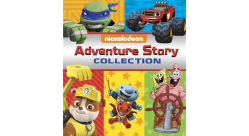 Adventure Story Collection (Hardcover) - image 1 of 1