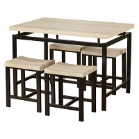Deals on Buylateral 5pc Liberty Dining Set
