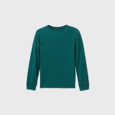 Boys' Long Sleeve Thermal T-Shirt - Cat & Jack™