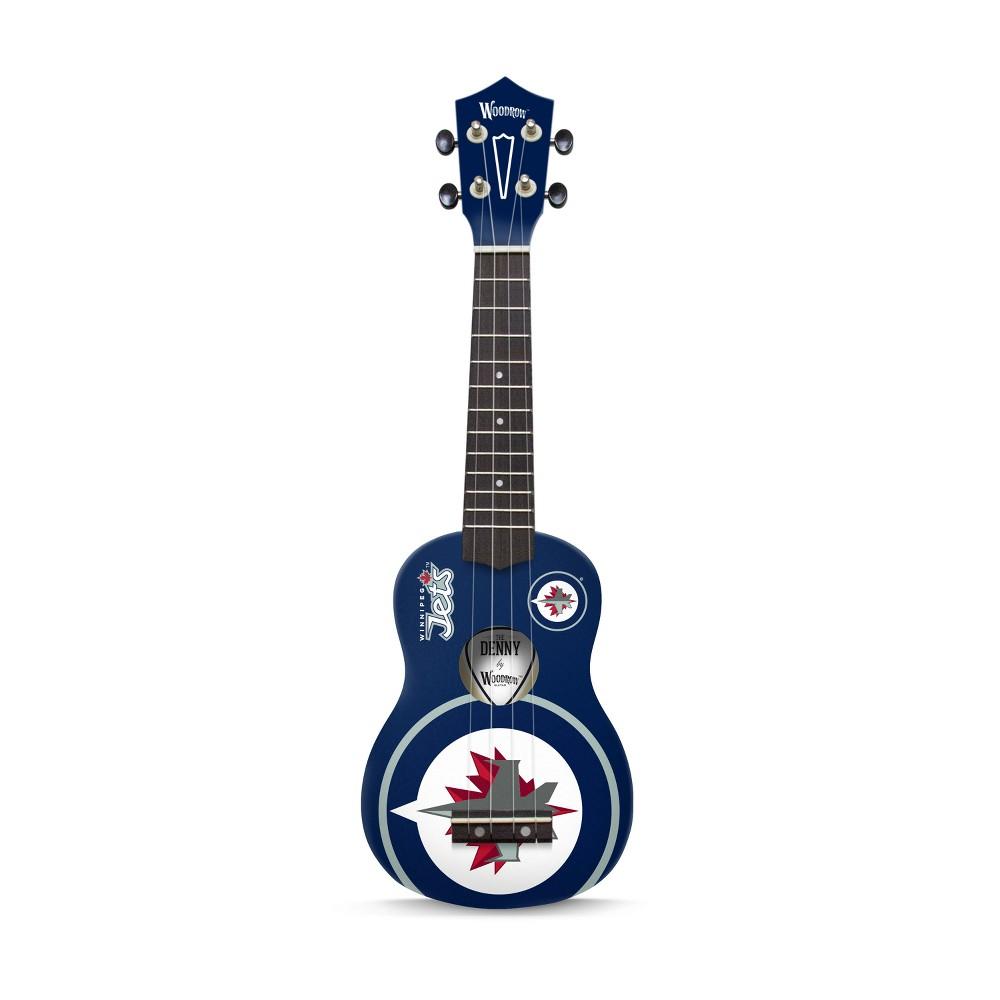 Winnipeg Jets Ukulele, Folk String Instruments Winnipeg Jets Ukulele, Folk String Instruments