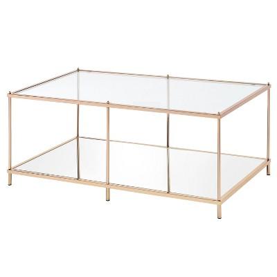 Lindenham Glass Top Coffee Table - miBasics