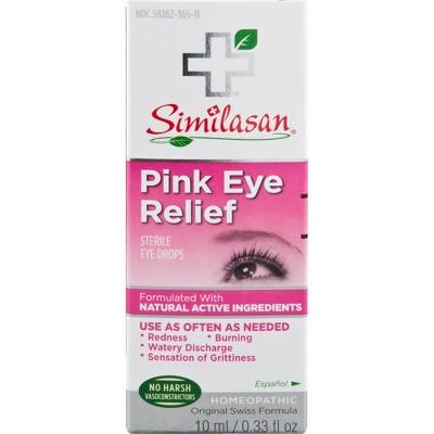 Similasan Pink Eye Relief Eye Drops - .33oz
