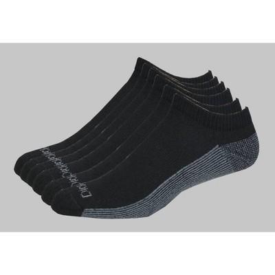 Dickies Dri-Tech Moisture Control Casual Socks 6pk - 6-12