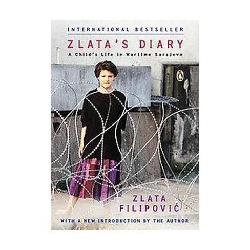 Zlata's Diary - by  Zlata Filipovic (Paperback) - image 1 of 1