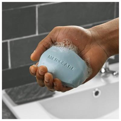 Dove Mencare Clean Comfort Body & Face Bar Soap - 8pk - 3.75oz Each
