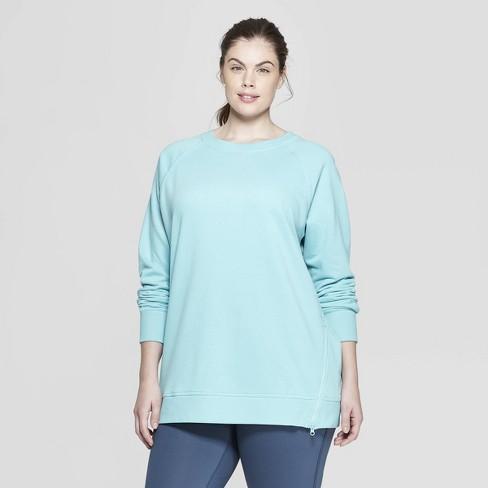 bff0aee4250bb Women s Plus Size Authentic Fleece Sweatshirt - C9 Champion®   Target