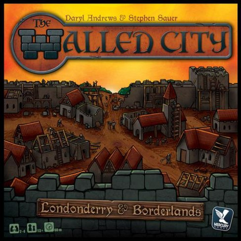 Walled City, The - Londonderry & Borderlands Board Game - image 1 of 1