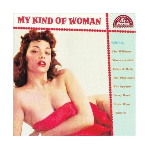 Various - My Kind Of Woman (CD) - image 1 of 1