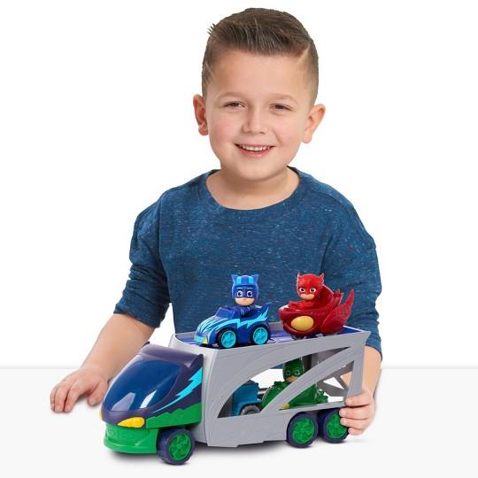 PJ Masks Transporter, Doll Playsets image number null