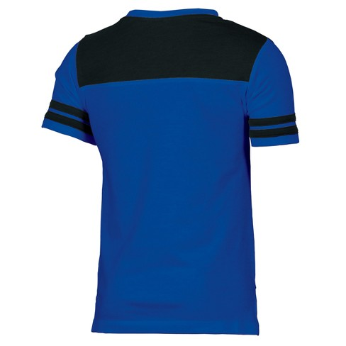 ce07a7588e5 Duke Blue Devils Girls  Short Sleeve Team Love V-Neck T-Shirt XL ...
