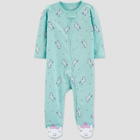 9a40bf610f4b Baby Girls  Unicorn Sleep  N Play - Just One You® Made By Carter s ...
