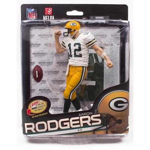 Mcfarlane Toys Green Bay Packers McFarlane NFL Series 34 Figure: Aaron Rodgers - image 1 of 3