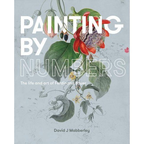 Painting by Numbers - by  David Mabberley (Hardcover) - image 1 of 1