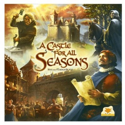 Castle for All Seasons, A Board Game