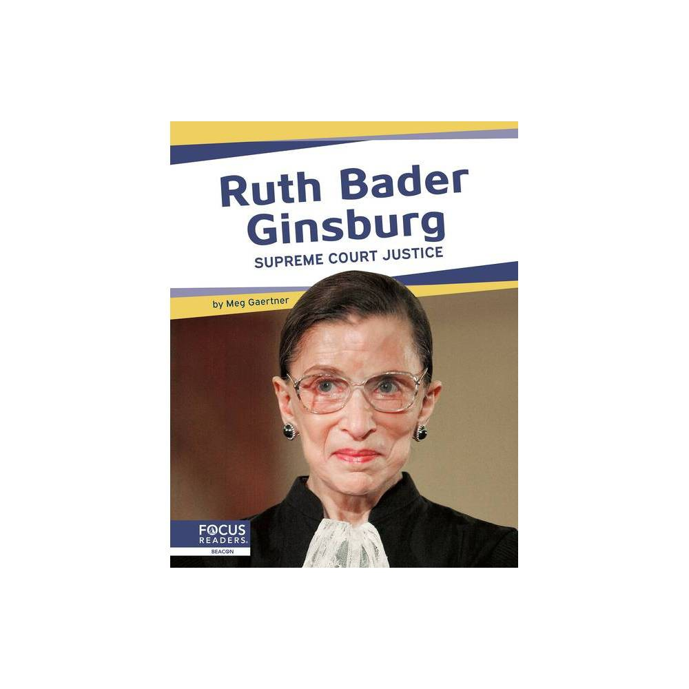 Ruth Bader Ginsburg By Connor Stratton Hardcover