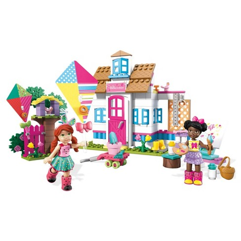 Mega Construx Welliewishers Playful Playhouse Building Set - image 1 of 15