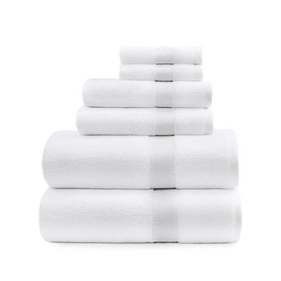 Plush Towels (Lynova) 6-Piece (2 of Each)- Standard Textile Home
