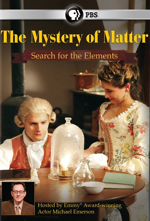 Mystery of matter:Search for the elem (DVD) - image 1 of 1