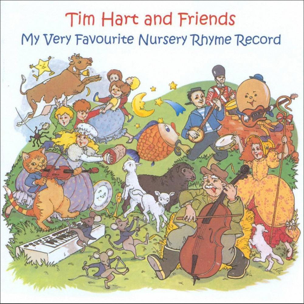 Tim Hart - My Very Favourite Nursery Rhyme Recor (CD)