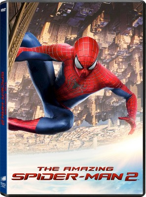 The Amazing Spider-Man 2  (Blu-ray + DVD + Digital)