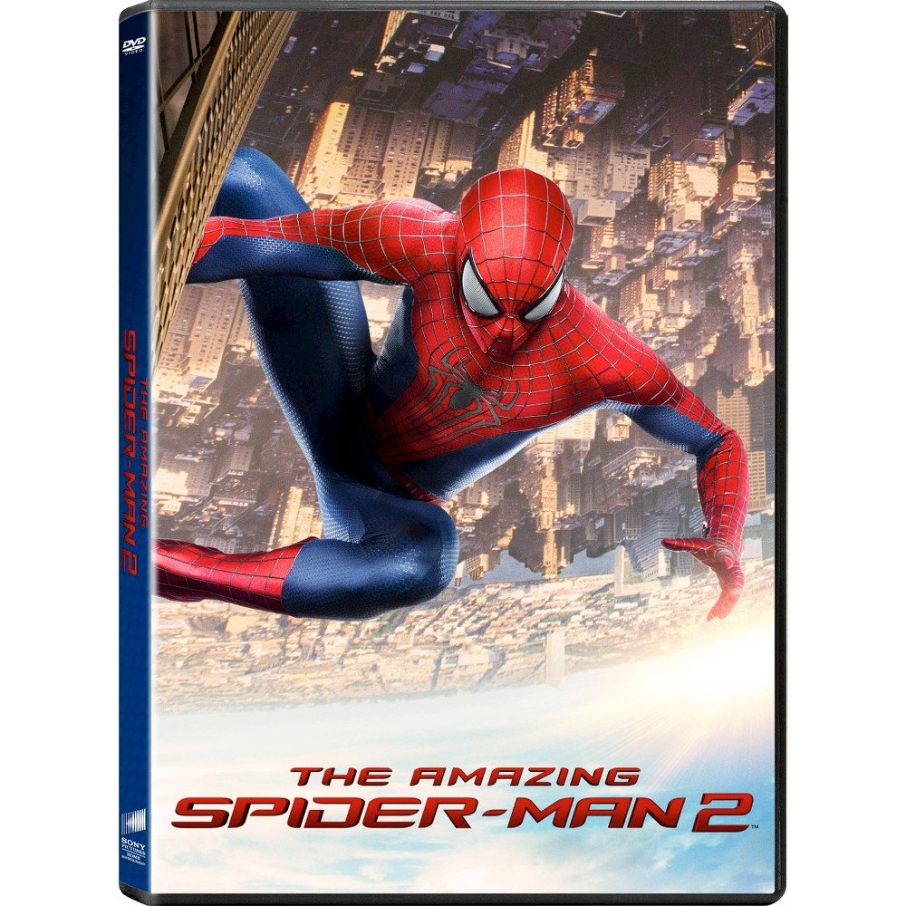 The Amazing Spider-Man 2 (Includes Digital Copy) (UltraViolet) (dvd_video)