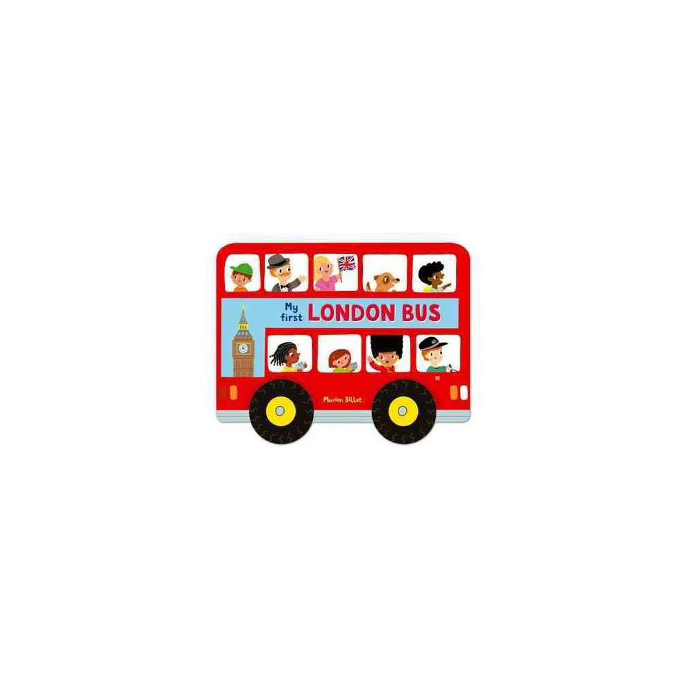 London Bus (Illustrated) (Hardcover)