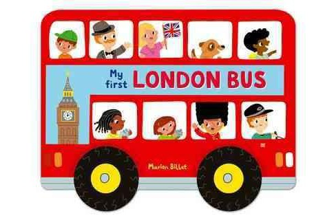 London Bus (Illustrated) (Hardcover) - image 1 of 1