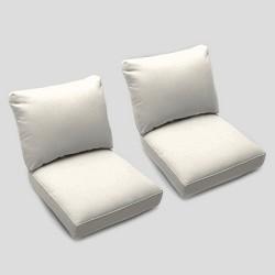 Foxborough 2pk Club Chair Cushions - Threshold™